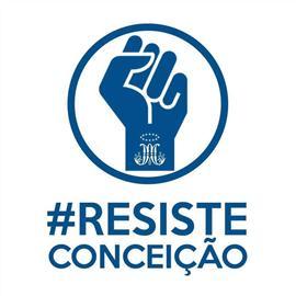 #ResisteConceição